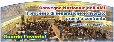 Convegno Nazionale AMI - Bologna 2011