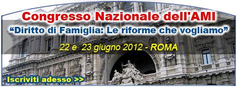 Convegno Nazionale AMI -Roma 2012