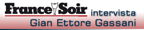 Gassani intervistato da France Soir