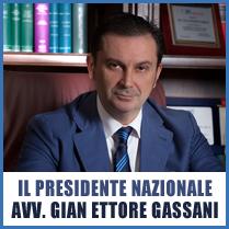 Gian Ettore Gassani Presidente Nazionale AMI