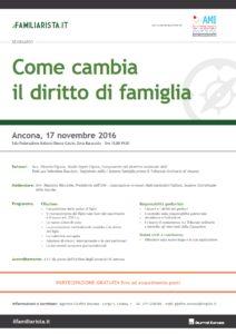 Come cambia il diritto di famiglia @ Ancona, Sala FIGC   Ancona   Marche   Italia