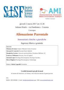 Alienazione Parentale Innovazioni cliniche e giuridiche @ Cosenza - Italiana Hotels | Cosenza | Calabria | Italia