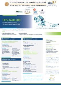 Crisi familiare - (a)simmetria delle tutele tra mogli/madri e mariti/padri @ Sala Biblioteca Ordine Avvocati Bari VI piano - Palazzo di Giustizia | Italia
