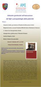Attitudini genitoriali nell'educazione dei figli e psicopatologia della paternità @ Cosenza, Chiesa di San Domenico | Cosenza | Calabria | Italia
