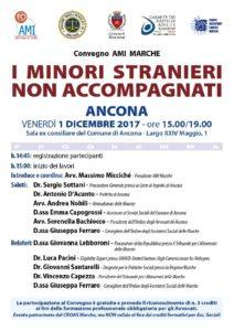 I MINORI STRANIERI NON ACCOMPAGNATI @ SALA EX CONSILIARE DEL COMUNE DI ANCONA | Ancona | Marche | Italia