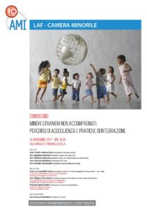 Minori Stranieri Non Accompagnati: percorsi di accoglienza e pratiche di integrazione @ AULA MOSCATO TRIBUNALE DI GELA | Gela | Sicilia | Italia