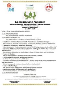 LA MEDIAZIONE FAMILIARE, DIALOGO TRA MEDIATORI, OPERATORI DEL DIRITTO E OPERATORI DEL SOCIALE @ AULA GRIPPO, TRIBUNALE DI POTENZA | Potenza | Basilicata | Italia