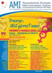8 marzo, 365 giorni l'anno @ Roma - Residenza di Ripetta