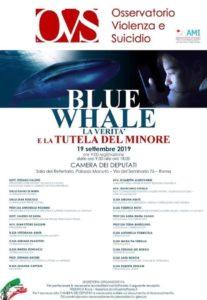 Blue whale - la verità e la tutela del minore @ Camera dei Deputati - Palazzo Macuta - sala del Refertorio