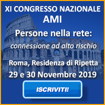 Convegno Ami 29 e 30 Novembre 2019