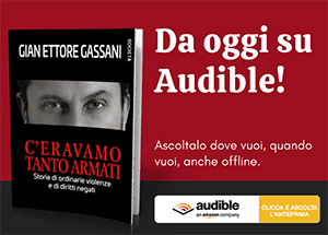 C'eravamo tanto armati su Audible