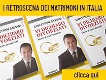 Vi dichiaro divorziati