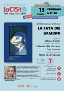LA FATA DEI BAMBINI di Brunella Testa @ Napoli